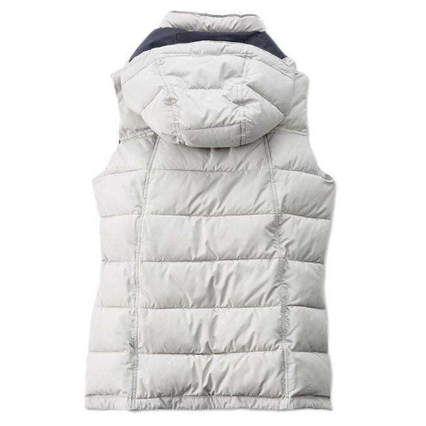 Landry Quilted Gilet in Silver by Barbour - FINAL SALE
