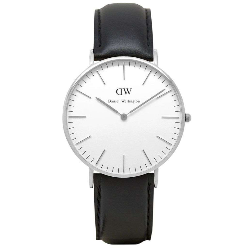 Women's Classic Sheffield Watch in Silver by Daniel Wellington