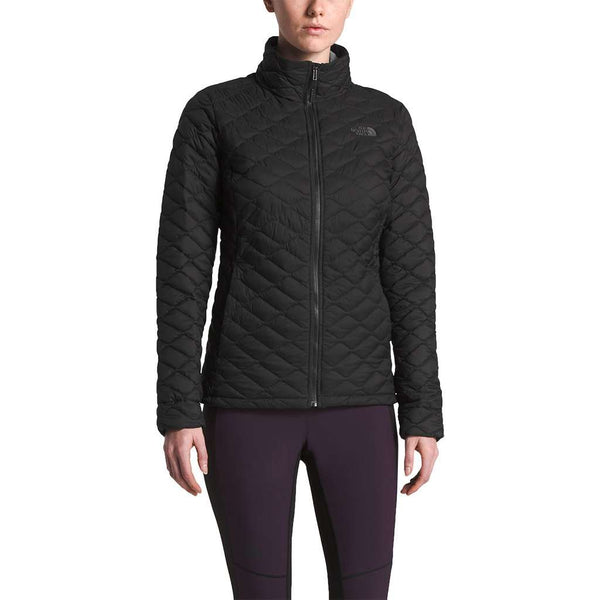 Women's Thermoball Jacket in TNF Black Matte by The North Face