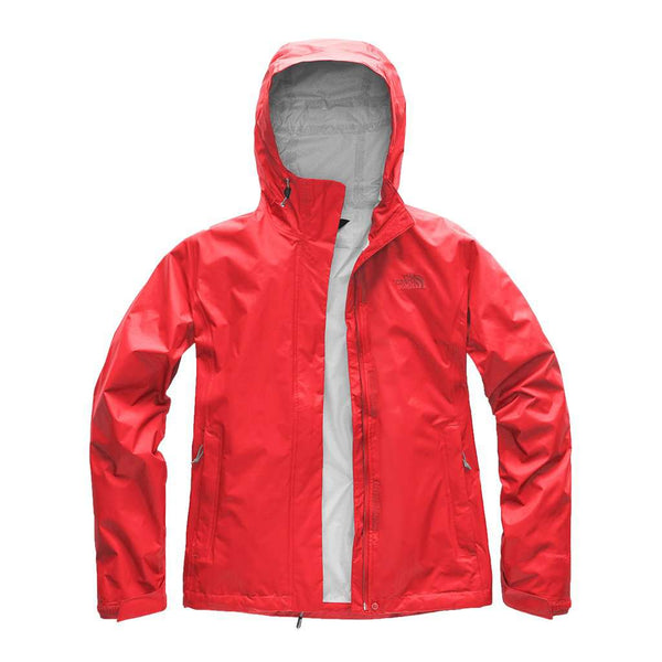 The North Face Women's Venture 2 Jacket in Juicy Red