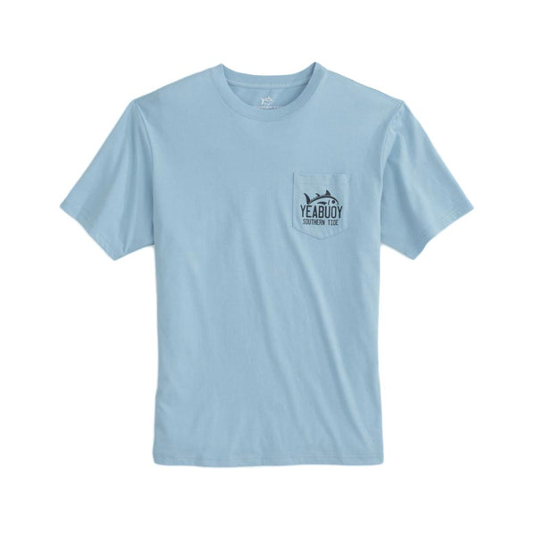 YEABUOY License Plate Tee Shirt by Southern Tide