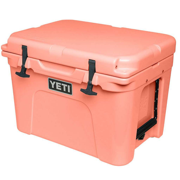 Tundra Cooler 35 in Coral by YETI