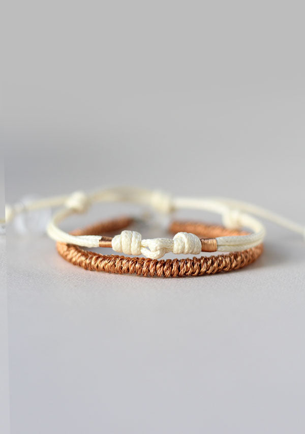 Faith Bracelets - Lula Mena