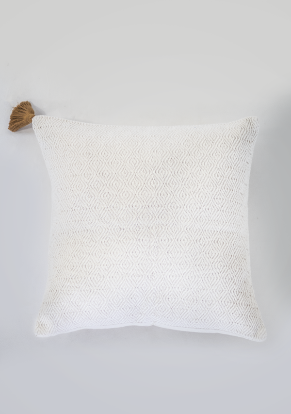 Copper Square Pillow - Lula Mena