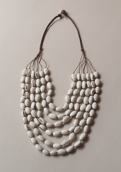 Chilipuca Thread Necklace - Lula Mena