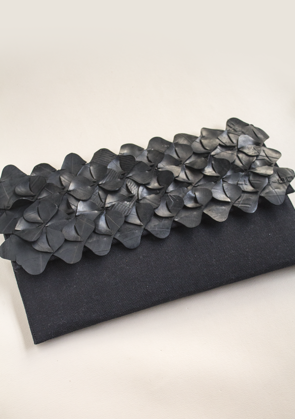Inner Tire Tube Clutch - Lula Mena