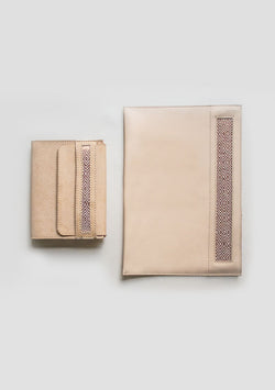 Folder & Passport holder - Lula Mena