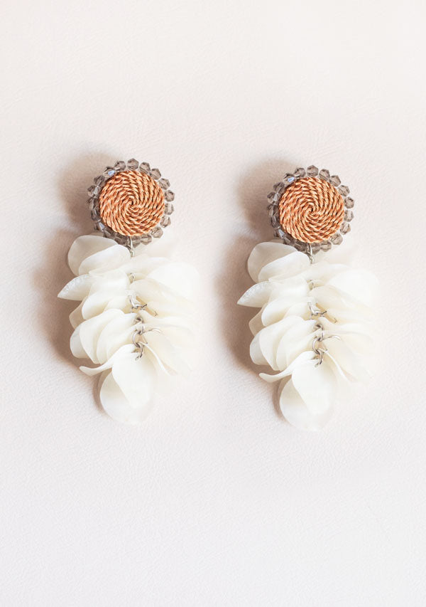 Waterfall Scales Earrings - Lula Mena