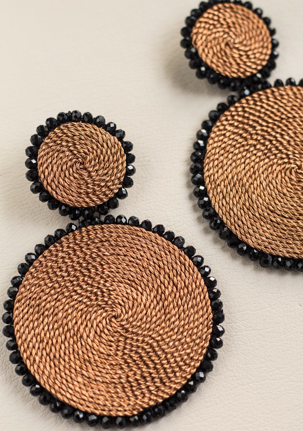 Full Circle Earrings - Lula Mena