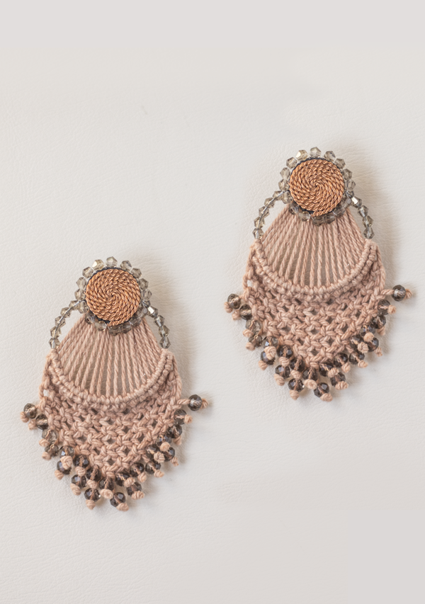 Warm Breeze Earrings - Lula Mena