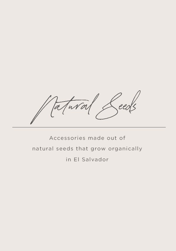 Natural Seeds - Lula Mena