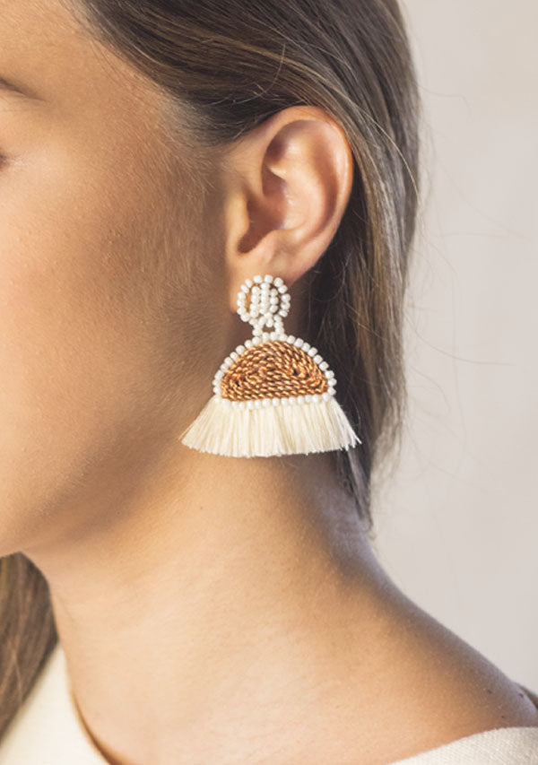 Cloud Earrings - Lula Mena