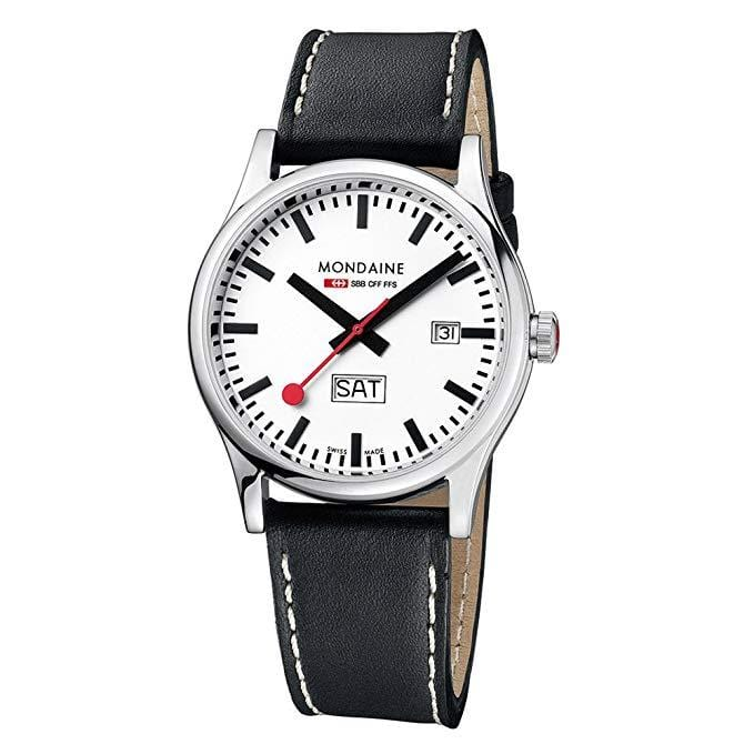 Official Swiss Railways Sport Day Date - White