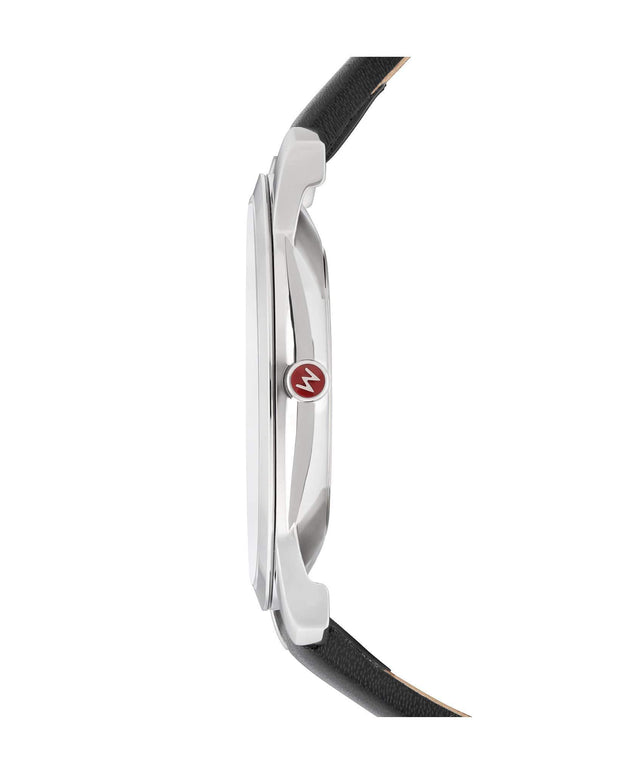 Official Swiss Railways Simply Elegant: Large Silver-Case