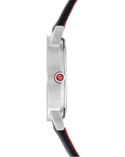 Official Swiss Railways Classic: Petite Polished Silver-Case