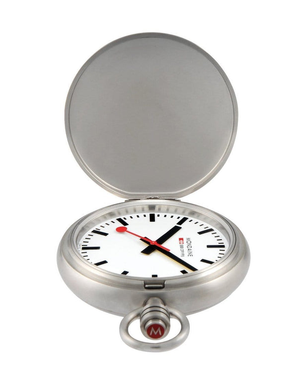 Mondaine Savonette Pocket Watch