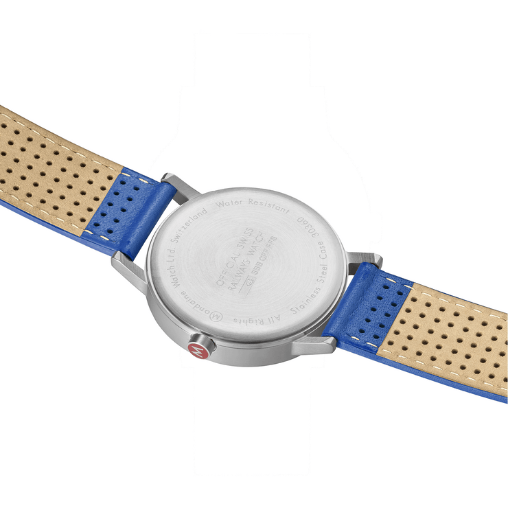 Official Swiss Railways Classic -  Spring Blue