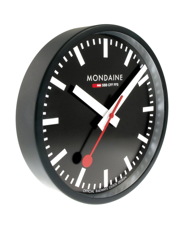 Official Swiss Railways Wall Clock