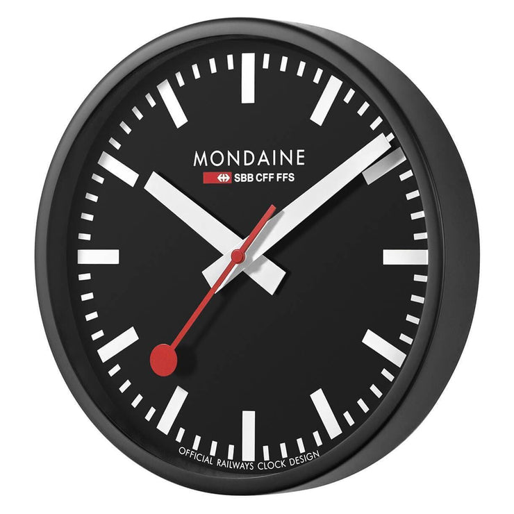Mondaine Official Swiss Railways Wall Clock