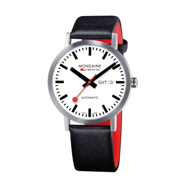 Mondaine Official Swiss Railways Classic Automatic Day Date
