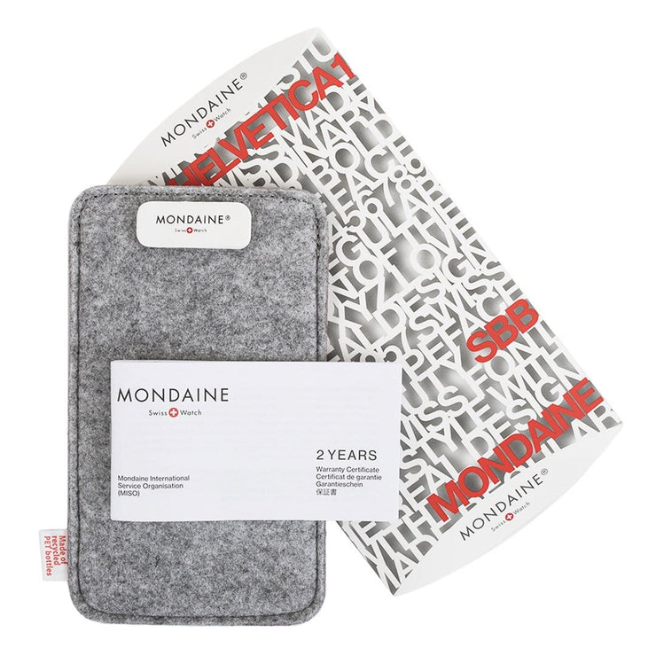 Essence Sustainable Materials Large White Case Set