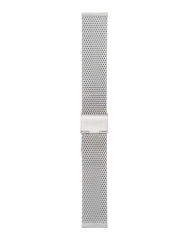 Helvetica No1 Regular Mesh Bracelet