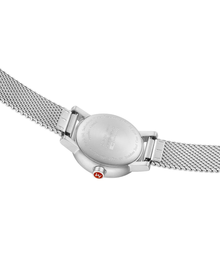 Official Swiss Railways Evo2: Extra Small Silver-Case