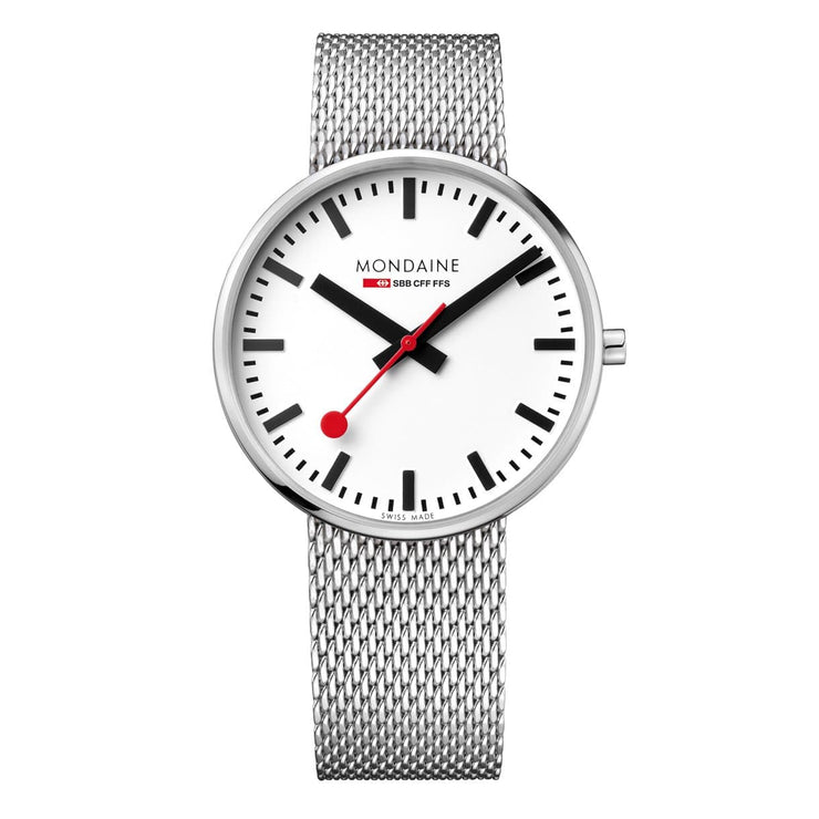 Mondaine Official Swiss Railways Giant BackLight