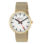 Official Swiss Railways Evo Mini Giant - Yellow Gold
