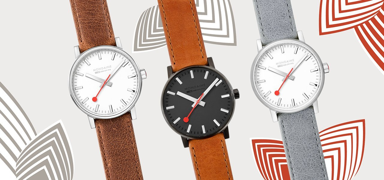 Introducing the new Mondaine SBB Classic
