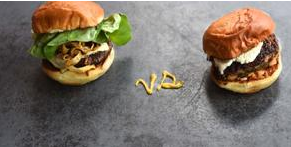 To-Table's Battle of the Burger - Burger Skirmish