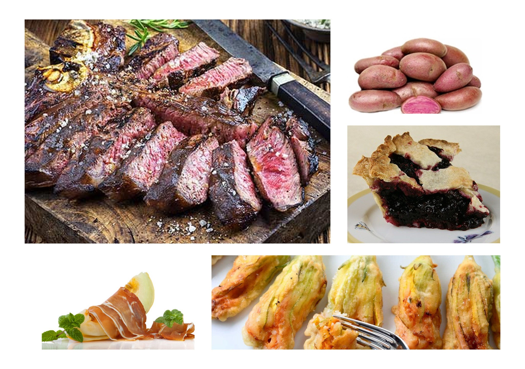 Friends to Table - Late Summer Bistecca Menu – To-Table