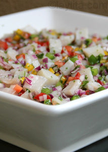 Ceviche - All it Takes is very fresh fish