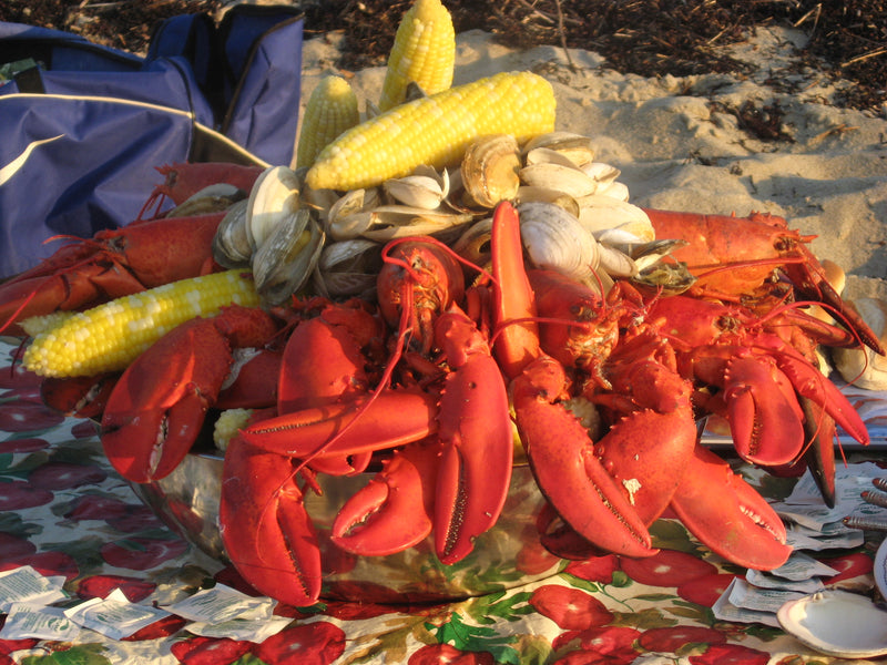 The Simple Clambake