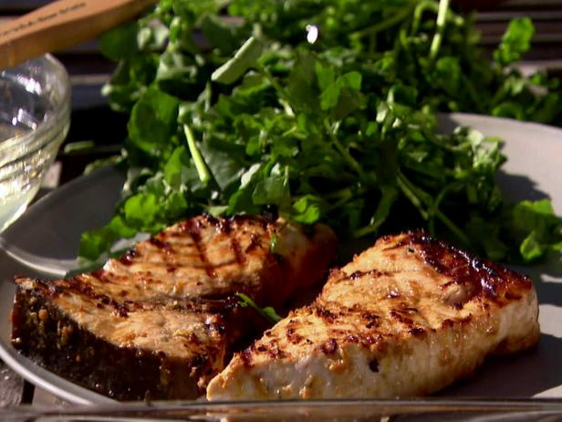 Grilled Swordfish Recipe