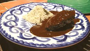 Mole and Other Real Cinco De Mayo recipes