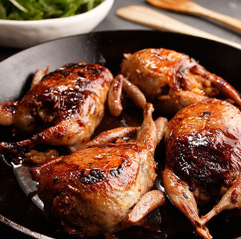 Quail Recipes