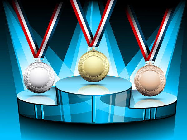 To-Table's 2018 Winter Games Medal Count Contest