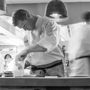 Chef Alex Siedel