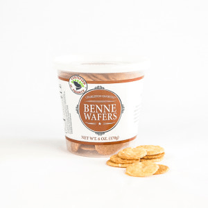 Benne Wafers - The Unique Carolina Sweet Treat
