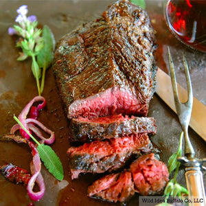 Grass Fed Tender Buffalo Hanger Steak