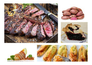 Late Summer Bistecca Menu - Friends To Table
