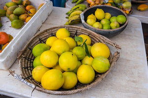 Fruits - Exotic Sweet and Sour Varieties for Many Applications