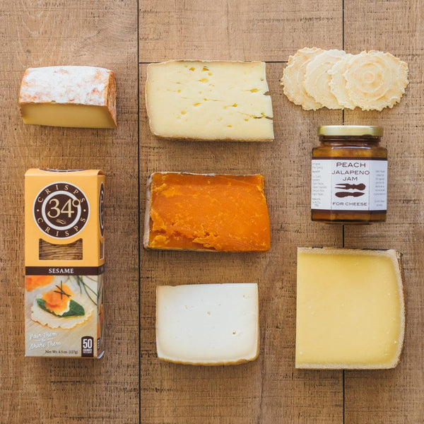 Gourmet Cheese Packages
