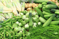 Vegetables - Baby - Tender and Difficult to source