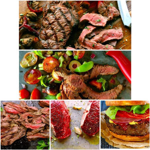 Grilling Package: Grasslands Bison