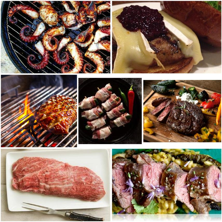 Grilling Package: The Gourmet Griller