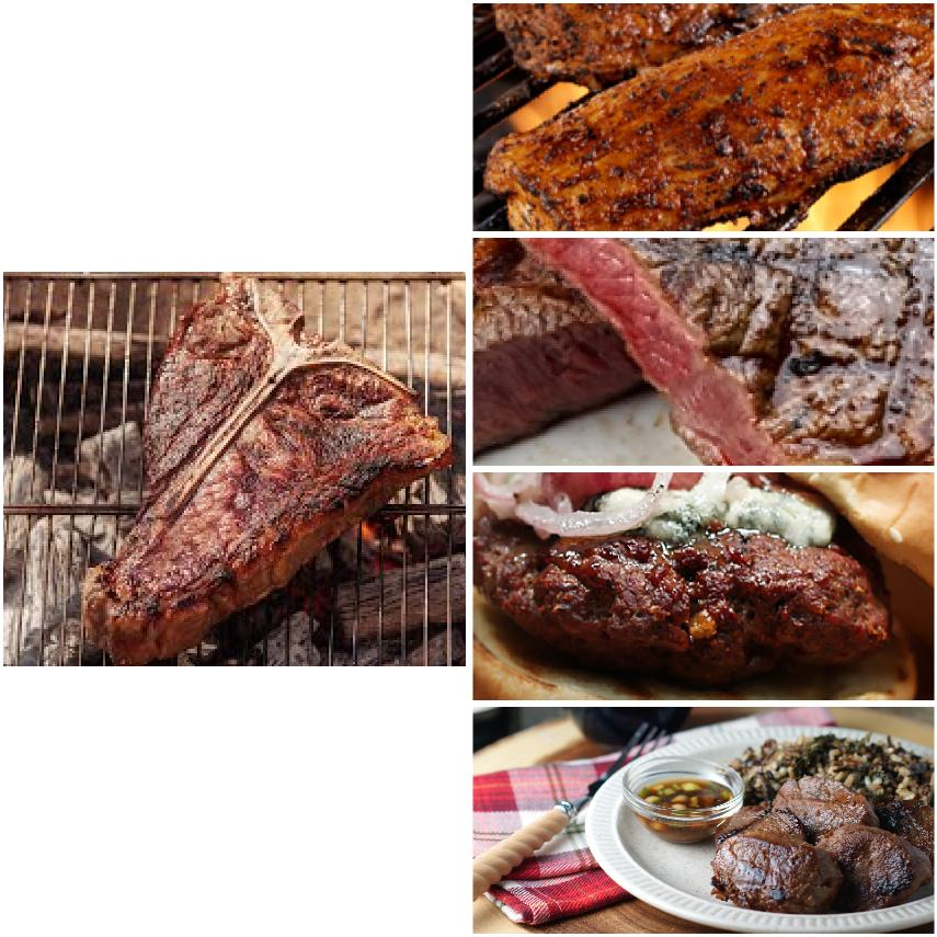 Grilling Package: Relish the Ruminant