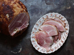 Ham - Country Cured, Aged, and Smoked - Fresh for Months