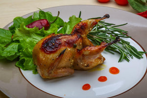 Quail - Bandera -  semi boneless or whole
